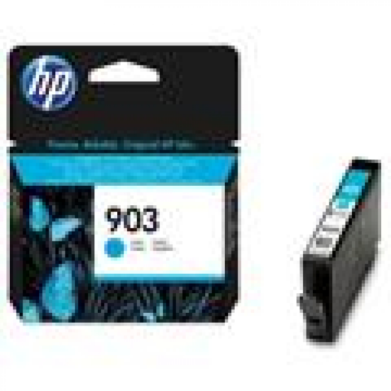 HP 903 T6L87AE Originalpatrone cyan für HP Officejet Pro 6950 6960 6962 6963 6964 6965 6966 6968 6970 6971 6974 6975 6976 6978 6979 6980