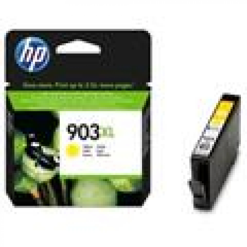 HP 903XL Originalpatronen XL-Füllung yellow T6M11AE für HP Officejet Pro 6950 6960 6962 6963 6964 6965 6966 6968 6970 6971 6974 6975 6976 6978 6979 6980